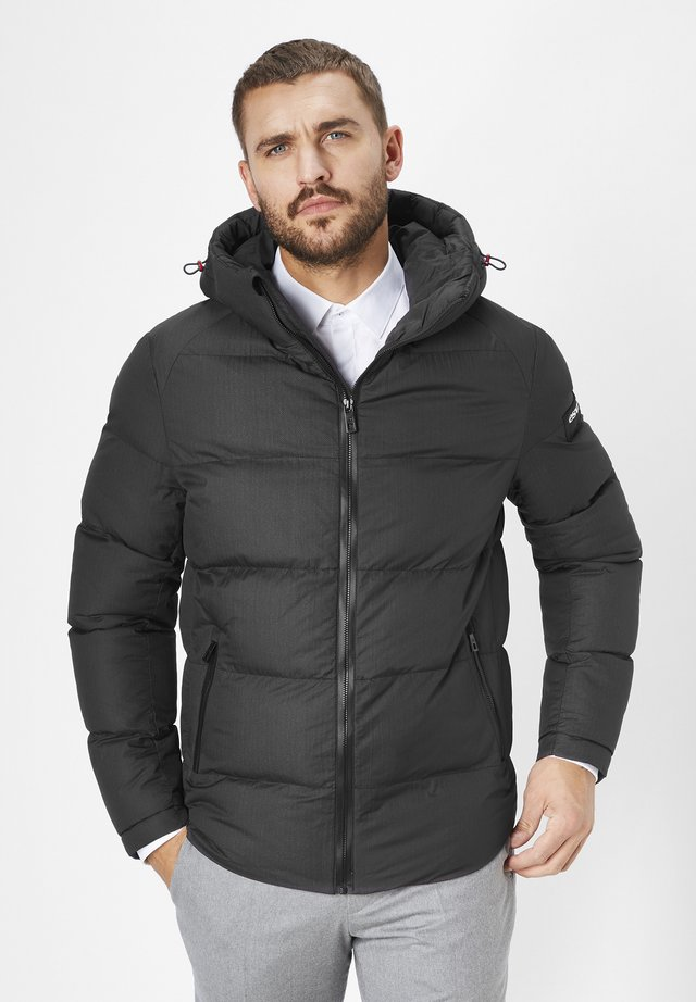 ANTARKTIKA - Winter jacket - charcoal