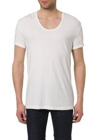 Tiger of Sweden - JEET - Basic T-shirt - bright white - 1
