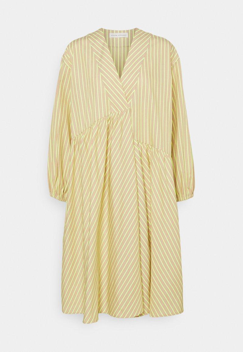 Mykke Hofmann - KIVA - Day dress - sand beige