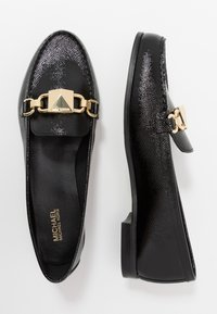 MICHAEL Michael Kors - EMILY LOAFER - Mocassins - black - 3