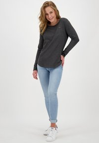 alife & kickin - Long sleeved top - moonless - 1