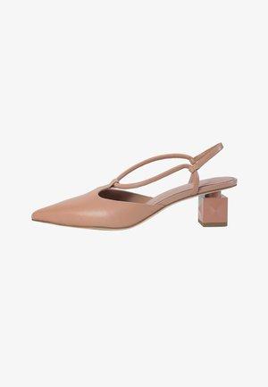 ALLA PUGACHOVA - Classic heels - beige