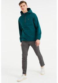 WE Fashion - Windbreaker - dark green - 1