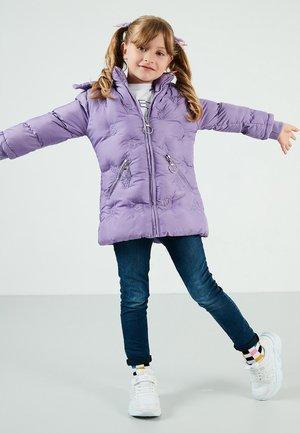 Winterjas - lilac