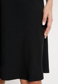 Mads Nørgaard - STELLY - A-line skirt - black - 4