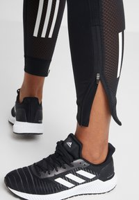 adidas Performance - OWN THE RUN - Tights - black