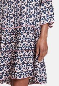 Betty Barclay - Day dress - dark blue rosé - 4