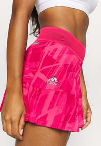 adidas Performance - PRO SPORTS SKIRT - Sports skirt - powpnk - 4