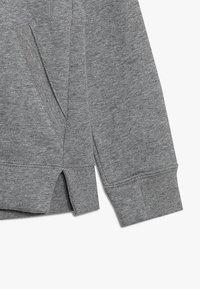 Nike Sportswear - Mikina skapucí - carbon heather/white - 2