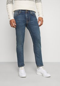 Nudie Jeans - LEAN DEAN - Slim fit jeans - faded glory - 0
