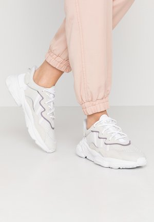 OZWEEGO - Baskets basses - footwear white/offwhite/clear aqua