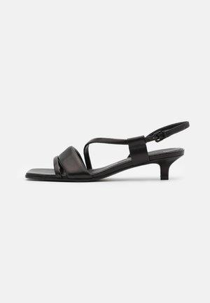 BALI - Sandals - schwarz
