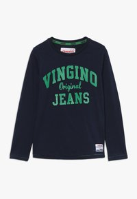Vingino - JERIAH - Long sleeved top - dark blue - 0