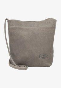Klondike 1896 - BROOKE - Across body bag - grau - 0