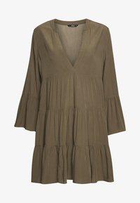 ONLY Petite - ONLNANCY ATHENA DRESS - Korte jurk - kalamata - 0