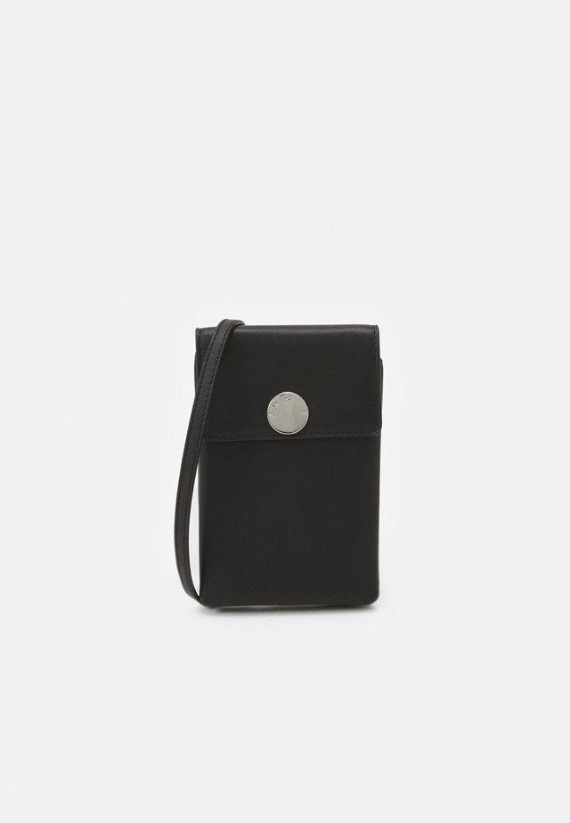 UNICO PIPPA PHONECASE  - Kännykkäpussi - black