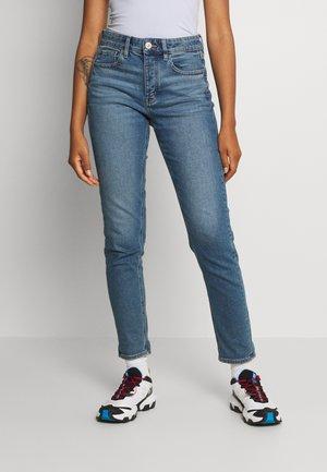 TOMGIRL - Jeans straight leg - medium vintage