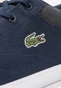 Lacoste - BAYLISS - Sneaker low - navy/black - 5