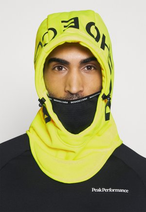 HOODACLAVA - Beanie - safety yellow