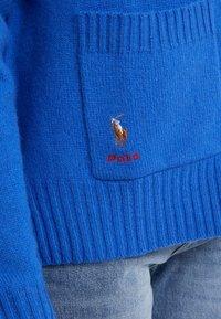 Polo Ralph Lauren - Kardigan - maidstone blue - 4