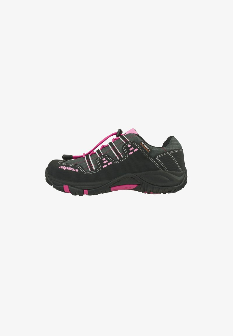 Alpina - Hiking shoes - schwarz