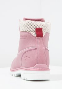 KangaROOS - RIVETER  - Lace-up ankle boots - pink - 4