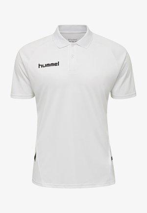 HMLPROMO  - Polo shirt - white