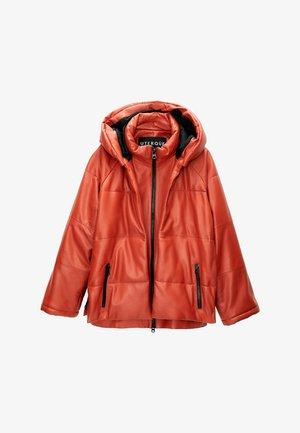 00701501 - Down jacket - orange