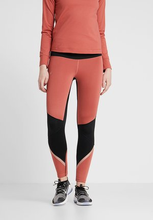 LEGGING GRAPHIC - Tights - fractal pink/black/tonal