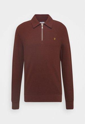 SPON - Polo shirt - burgundy