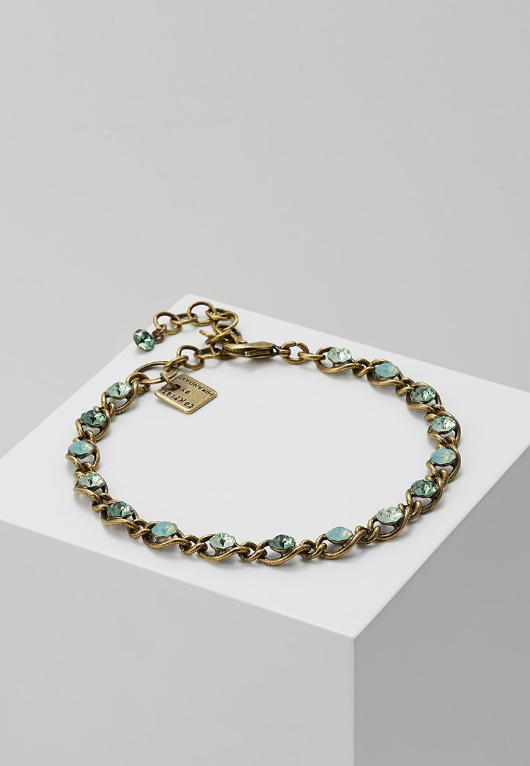 Konplott - MAGIC FIREBALL - Bracelet - green antique