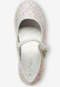 Next - Ballerina's met enkelbandjes - silver - 1