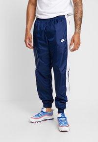 Nike Sportswear - Tracksuit - midnight navy/white - 4