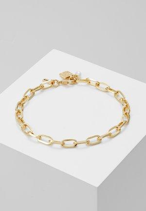BRACELET - Armbånd - gold-coloured