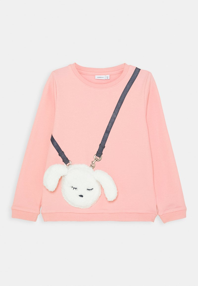 Name it - NMFNANY LIGHT  - Sweater - coral blush