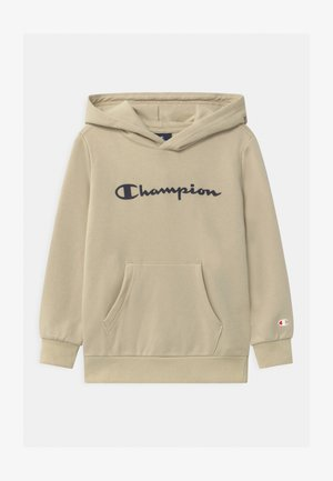 AMERICAN CLASSICS HOODED UNISEX - Jersey con capucha - taupe