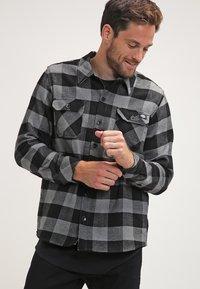 Dickies - SACRAMENTO - Camisa - grey melange - 0