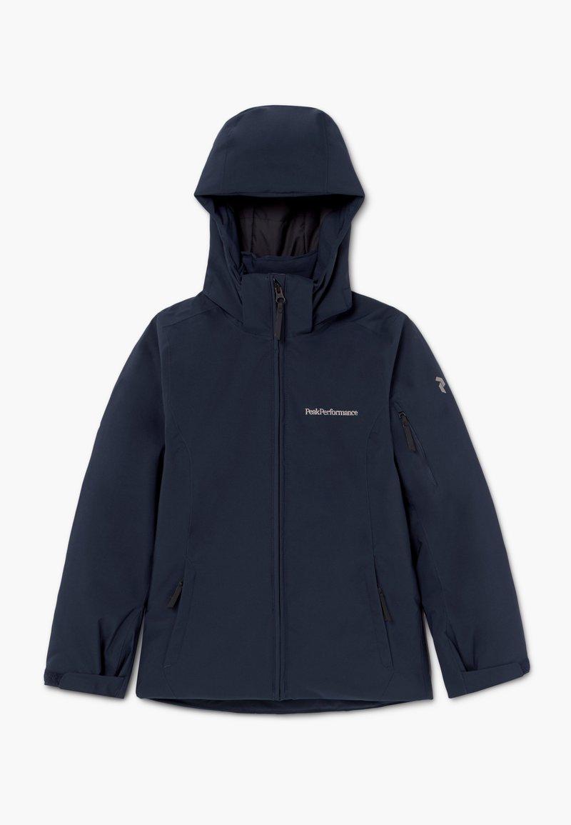 Peak Performance - ANIMA - Lyžařská bunda - blue shadow