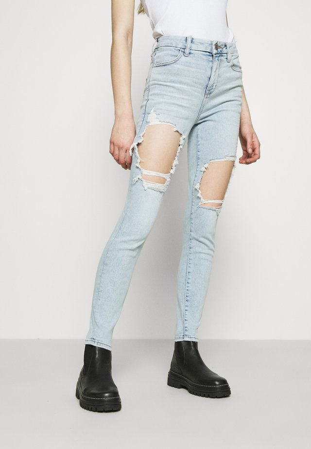 Jeans slim fit - blooming bright blue