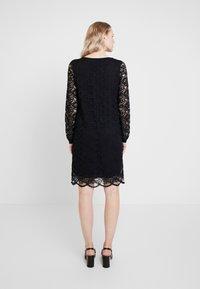 s.Oliver - Vestito elegante - black - 3