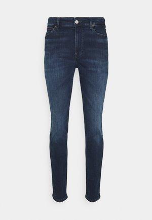 SIMON SKINNY - Jeans Skinny Fit - denim dark