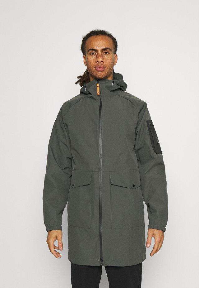 EAGARVILLE - Hardshell jacket - dark green