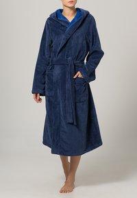 CAWÖ - LAGO - Dressing gown - nachtblau - 1