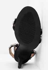 BEBO - NATALIE - Sandály na vysokém podpatku - black - 6