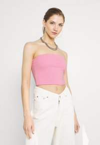 Hollister Co. - REVERSIBLE TUBE - Top - neon pink - 3