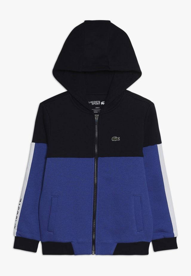 Sweat à capuche - navy blue/obscurity/white-black