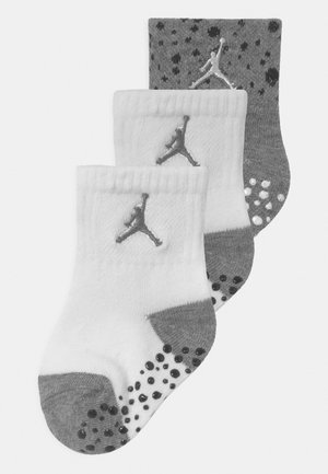 CEMENT GRIP 3 PACK UNISEX - Calcetines de deporte - carbon heather