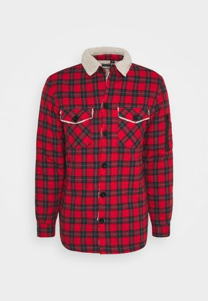 DION - Light jacket - red