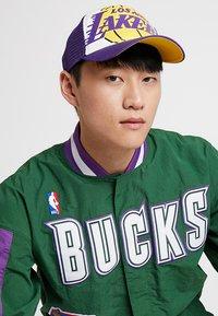 New Era - NBA RETRO PACK TRUCKER - Cap - los angeles lakers - 1