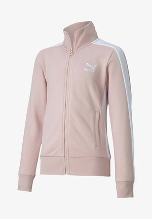 Training jacket - peachskin